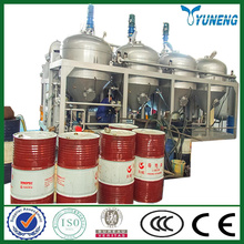 Waste Oil Solution -- YNZSY Used black car engine oil renew machine (full automatic)