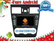 FOR SUBARU Forester XV 2013 Android 4.4 ipod interface RDS,Telephone book,AUX IN,GPS,WIFI,3G,Built-in wifi dongle