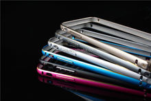 New arrival protective ultra slim aluminum bumper frame metal case for iphone 6 china suppliers