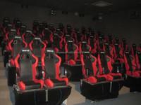 Hot sale simulator 7d auto cinema hydraulic system