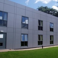Prefabricated Light Steel Hotel Building