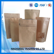 Kraft Paper Bag Square Bottom Paper Bag