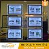 LED Crystal Light Box for Real Estate Advertising