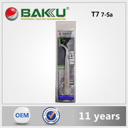 Baku Top Products Highest Level Competitive Price X Type Tweezers For Cellphone