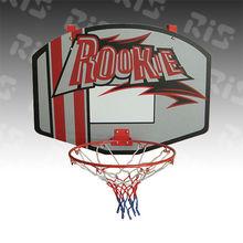 60cm adjustable basketball hoops with back board