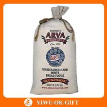 100% Cotton flour bag wholesale,flour packaging bag,flour bag/sack 25kg