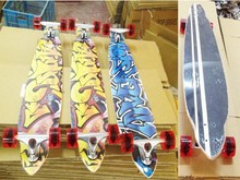 2015 China New Design Cheapest 42'' skateboard