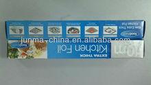 10meter household aluminium foil for supermarket catering foil cheap price 2013 Hot