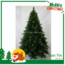 2015 new design hot sale paper folding christmas tree