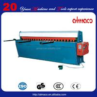 True-cut shearing machine with long service