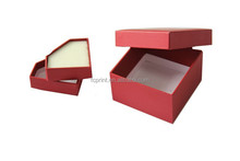 Foldable Paper Packaging Box for Ring