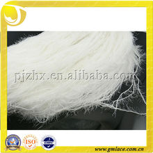 100% china reflexivo 150d pluma fdy hilados para tejer de ropa con alta elasticidad 78d/24f