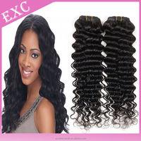 High quality low price Brazilian hair bun