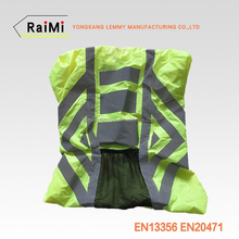 100% Oxford fabric waterproof reflective visible bag cover