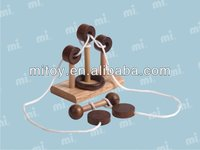 toy string adult wooden puzzles