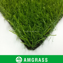 SGS CE UV test 25 mm landscaping artificial grass turf for gardens (AMF323-25D)