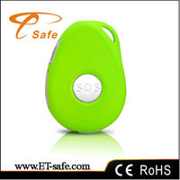 2015 News GPS GSM GPRS Tracker Double Locate Smart Child Tracking Remote Monitor SOS Fr child kid the new kidfit ET017
