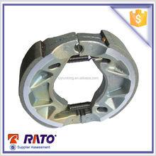 YBR125 motorcycle spare parts motorcycle brake shoe wholesale