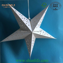 2015 hot new products new year paper star lantern light
