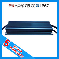 5 years warranty waterproof IP67 70-75V 480 mA 36 W 0-10V PWM dimmable LED driver