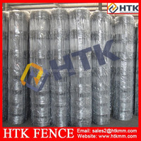 Very beautiful High Quality 5x10cm Hole Galvanized Hinge Joint Field Fencing