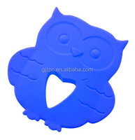 Wholesale Fantastic Silicone Owl 2015 Hot Sell Teether