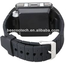 New Smart Watch Mobile Phone Mtk6577 dual core android 4.0 bluetooth GPS Wifi camera 5.0 MP wrist phone