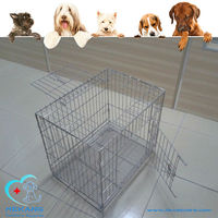 good sale stainless steel small animal cage
