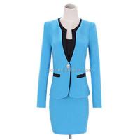 OEM Service Beautiful Ladies Latest Dress Shirt office uniform design