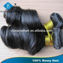 Fashion Design Hot Sale Tangle Free Shedding Free Remy Double Drawn wholesale black hair products