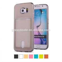 2015 newest tpu phone case wallet case bling for samsung galaxy s4 case