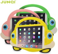 2015 new mould for ipad mini case , cartoon car shape case for boy and girl , new arriving tablet case