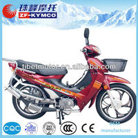 cheap china motorcycle zf-kymco mini 70cc cub motorcycle ZF110-4A