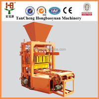 Low cost QTJ4-30 B widely used concrete block making machine for sale in usa
