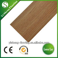 Lg 2mm thickness easy clean durable pvc flooring for commercial