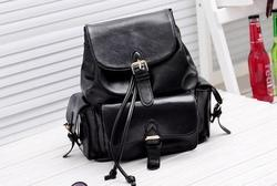 New European Casual candy colors backpack,Elegant sexy ladies school bags,Fashion leather mochila,noble women backpack