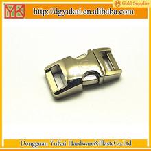 Bulk price Adjustable Slide Strap Metal Buckle For Bag