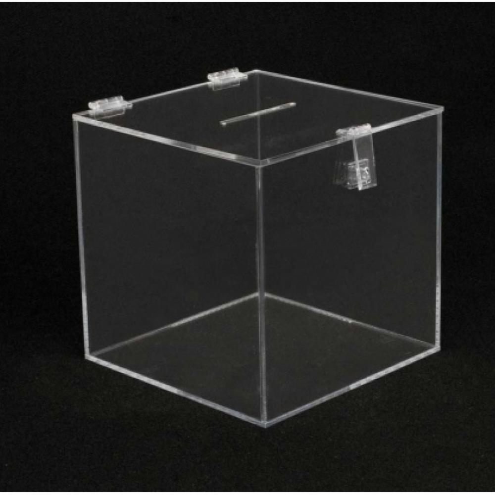 Acrylic Boxes Custom Made : Custom made acrylic display box smooth appearance