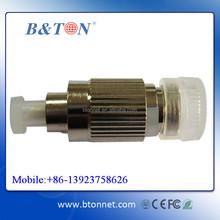 FC/UPC Metal Type Male to Female Adjustable Fiber Optical Attenuator
