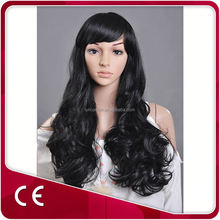 Wholesale Synthetic Hair Wig Fast Delivery