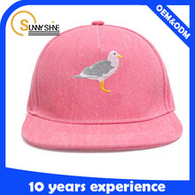 wholesale cheap funny children different type of snapback hats with embroidery logo custom your own snapback cap