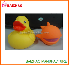 Pvc Plastic Animal Figure Duck;Duck Pvc Animal Figure Toys, custom duck vinyl plush toy