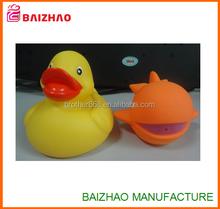 whosale Pvc Plastic Animal Figure Duck;Duck Pvc Animal Figure Toys, custom duck vinyl plush toy