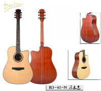 China best cheap handmade electric acoustic guitar for sale