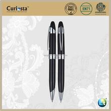 Metal body ballpoint pens