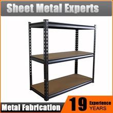 prezzo competitivo buon materiale caldo vendita metallo scaffalature per garage