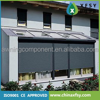 China Manufacturer With Motor Electric Roller Shutter