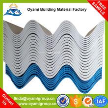 Enviromental low price new Style plastic roof tile machine