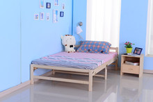 new design Bed stool kids outdoor wooden furniture