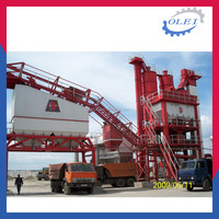 Fully-automatic used asphalt plant for sale